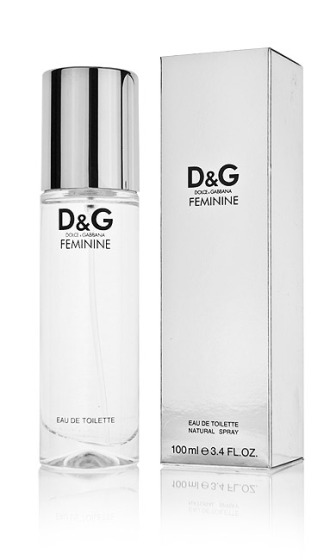 "Туалетная вода, Dolce and Gabbana ""Feminine"", 100 ml"