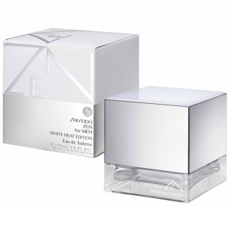 "Туалетная вода, Shiseido ""Zen for Men White Heat Edition"", 50 ml"