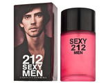 "Туалетная вода, Carolina Herrera ""212 Sexy Men new"", 100 ml"