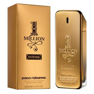 "Туалетная вода, Paco Rabanne ""One Million Intense"", 100 ml"