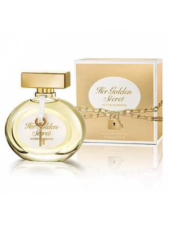 "Туалетная вода, Antonio Banderas ""Her Golden Secret"", 80 ml"