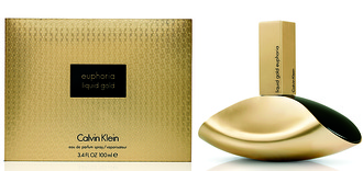 "Парфюмерная вода, Calvin Klein  ""Liquid  Gold Euphoria"", 100 ml"